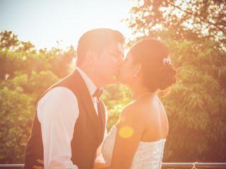 La boda de Melody y Christian 1