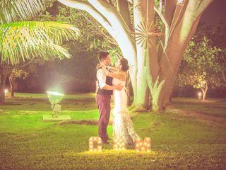 La boda de Melody y Christian 2