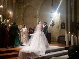 La boda de Eder Balderas y Denisse Abraham 1