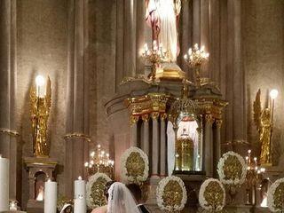 La boda de Eder Balderas y Denisse Abraham 2