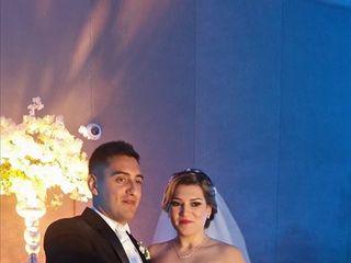 La boda de Eder Balderas y Denisse Abraham 3