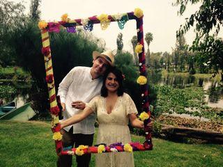 La boda de Evelin  y Gonzalo