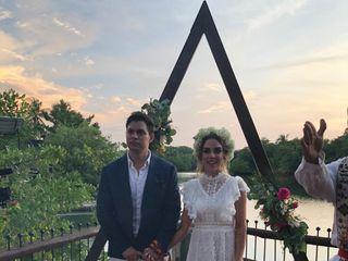 La boda de María y Ulises