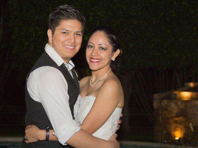 La boda de Melody y Christian