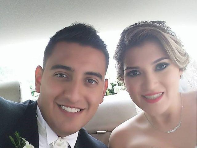 La boda de Eder Balderas y Denisse Abraham