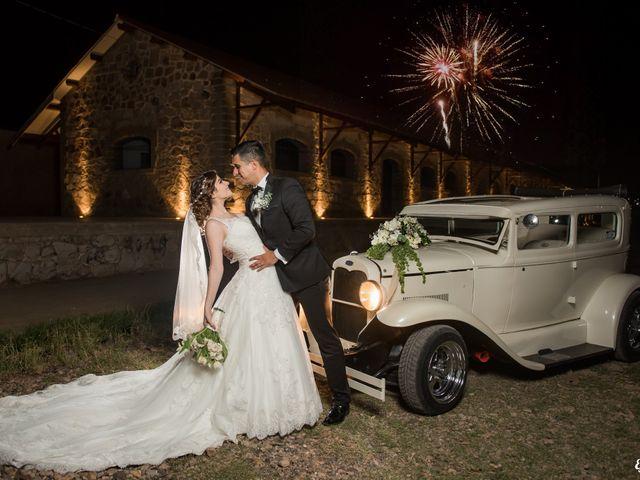 La boda de Sofía y Alejandro