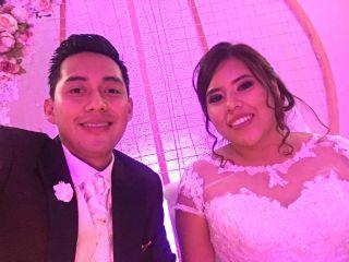 La boda de Marsella  y Abiezer