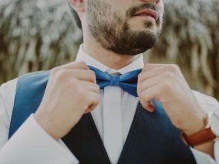 La boda de Abril y Mauricio 2