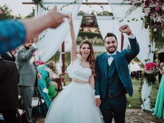 La boda de Abril y Mauricio