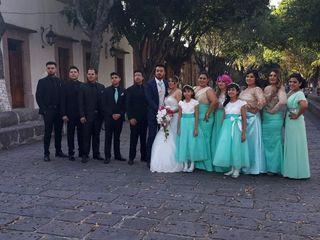 La boda de Lirenny  y Lucio 1