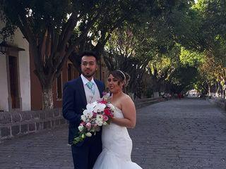 La boda de Lirenny  y Lucio 3