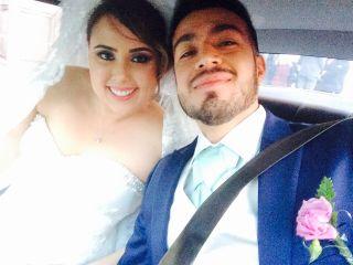 La boda de Lirenny  y Lucio