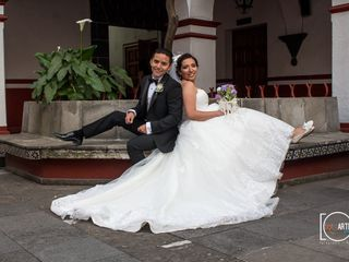 La boda de Nidia y Ismael