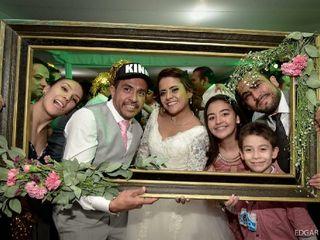 La boda de Viridiana y José Luis