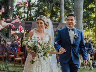 La boda de Karen y Oswaldo