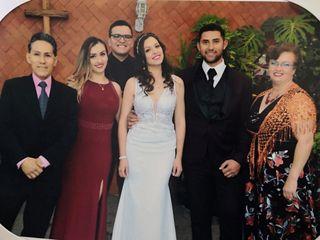 La boda de Jess y Magin 1