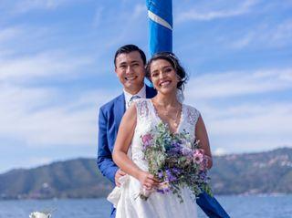 La boda de Gisela y Jorge