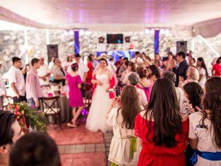 La boda de Delia y Emmanuel  3