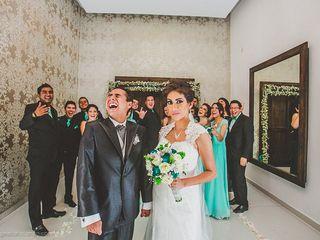 La boda de Jesus Enciso y Jane Guzmán