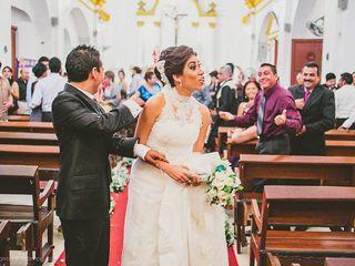 La boda de Jesus Enciso y Jane Guzmán 2