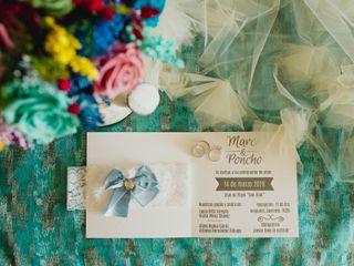 La boda de Marcela y Poncho 1