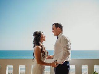 La boda de Marcela y Poncho