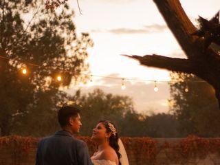 La boda de José  y Tanhairi  1
