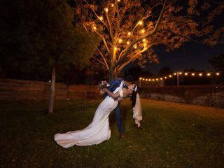 La boda de José  y Tanhairi  3