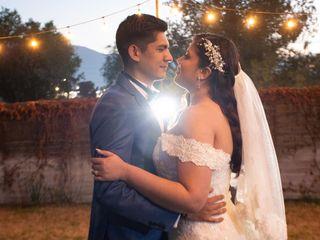 La boda de José  y Tanhairi