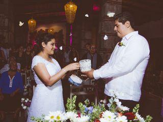 La boda de Hilda y Alejandro 1
