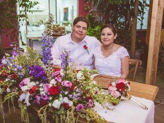 La boda de Hilda y Alejandro