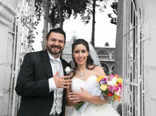 La boda de Berenice y Francisco