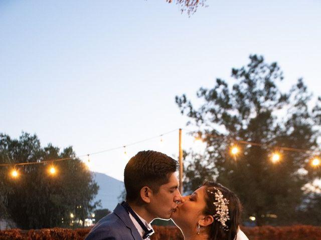 La boda de Tanhairi  y José  en Saltillo, Coahuila 4