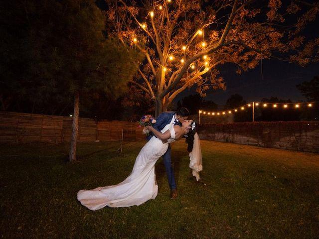 La boda de Tanhairi  y José  en Saltillo, Coahuila 1