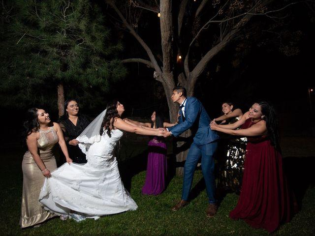 La boda de Tanhairi  y José  en Saltillo, Coahuila 9