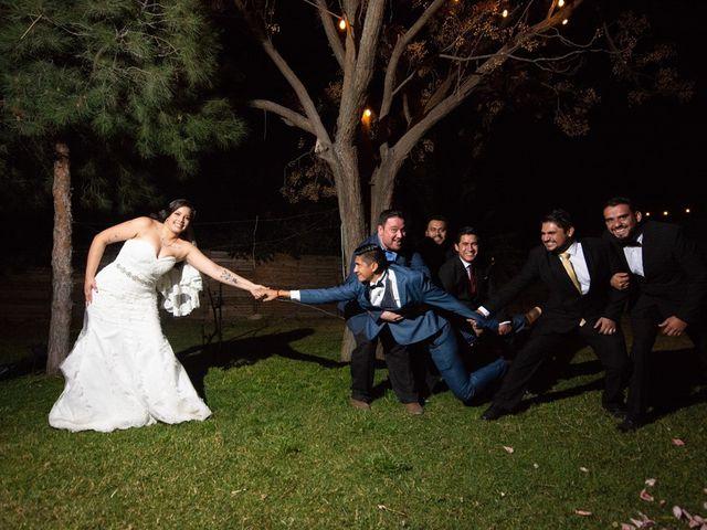 La boda de Tanhairi  y José  en Saltillo, Coahuila 10
