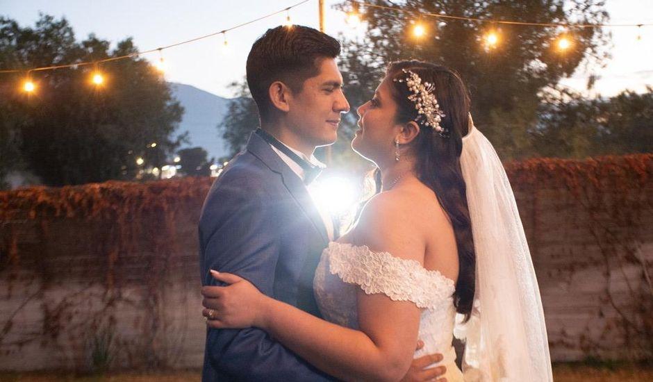 La boda de Tanhairi  y José  en Saltillo, Coahuila