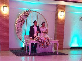 La boda de Abiezer y Marsella  3