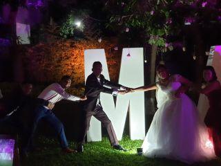 La boda de Abiezer y Marsella