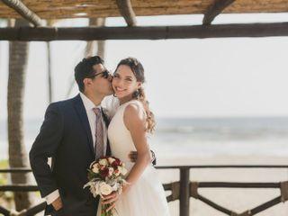 La boda de Cindy y Fernando 2