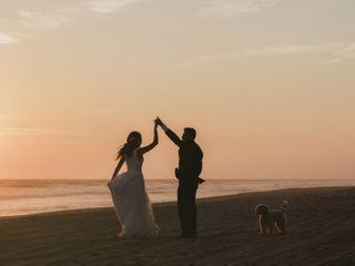 La boda de Cindy y Fernando