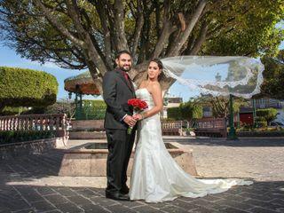 La boda de Lupita y Mario