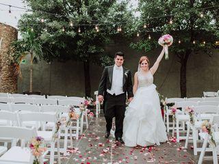 La boda de Melanie y Jeff