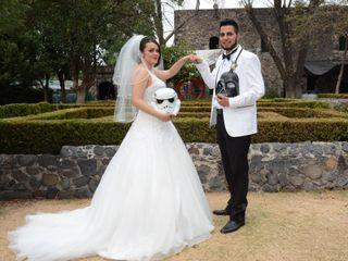 La boda de Gabriela y Jairo 1