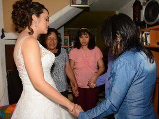 La boda de Gabriela y Jairo 2
