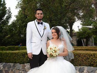 La boda de Gabriela y Jairo