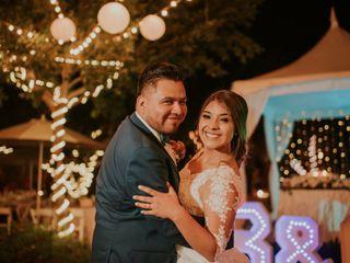 La boda de Ruby y Obed