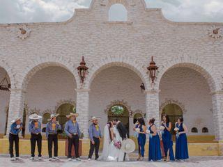 La boda de Adriana y Enrique 2