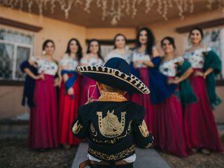 La boda de María Guadalupe y Hugo 2