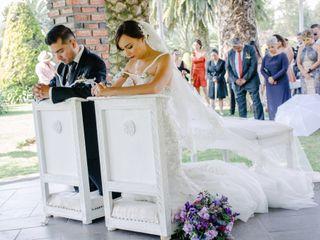 La boda de Mariel y Erick 3